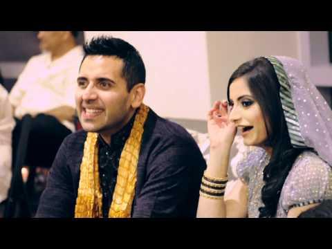 Fahad & Shamsa Wedding Highlights
