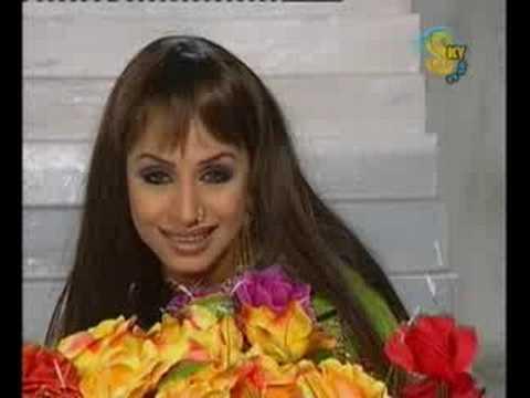 Nida Chaudhry, Tauba Tauba Kara Diti, Mujra video