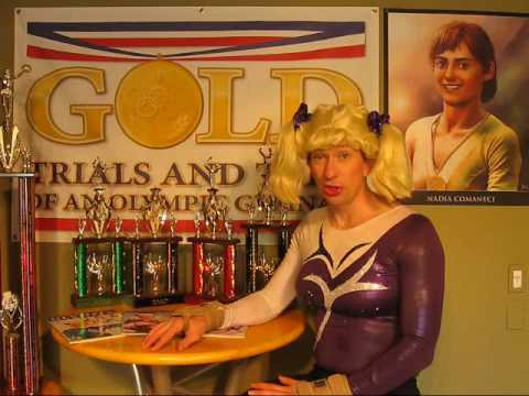 GOLD: Trials and Tribs of an Olympic Gymnast 028