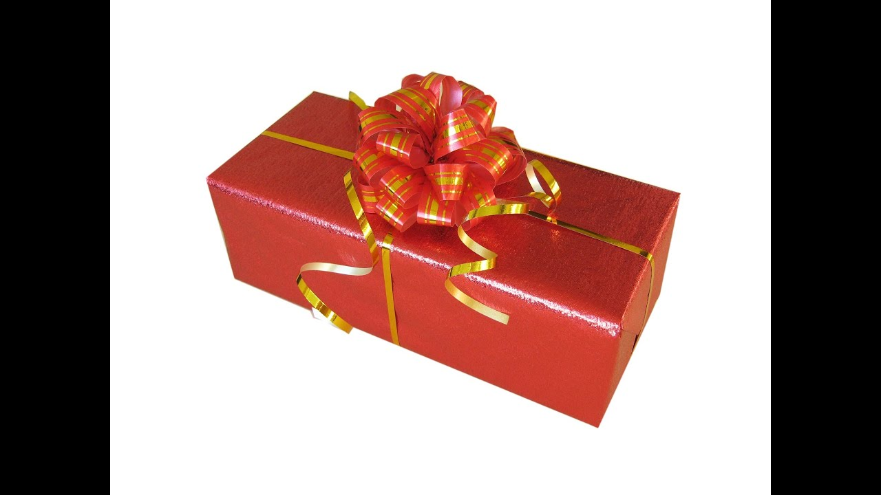 Как сделать упаковку подарков