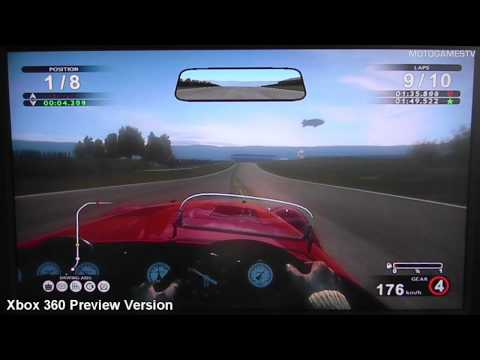 Test Drive: Ferrari Legends - Gameplay - Ferrari 125 S @ Silverstone