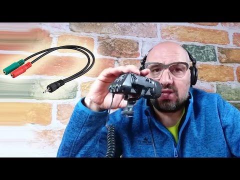 Cavo sdoppiatore per samsung smartphone microfono