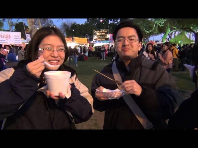 Vietnamese Tet Festival 2013 in Orange County, California
