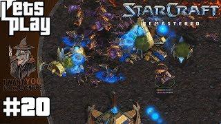 STARCRAFT #20 - Die Vernichtung der Templer-Truppen ► Let's Play