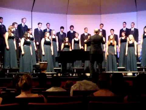 Bonita High School Chamber Singers -African Noel and To Him We Sing