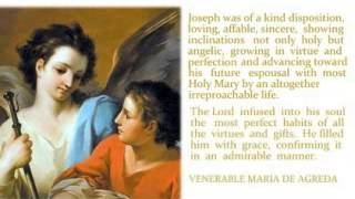 St Joseph Sanctified in the Womb - Apostolate of St Joseph Prince of the Church