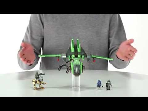 Transformers 4 Age of Extinction Kre-O Lockdown Air Raid
