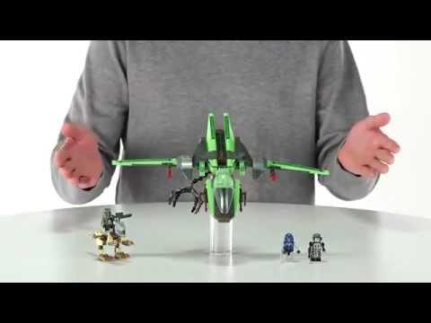 Transformers 4 Age of Extinction Kre-O Lockdown Air Raid