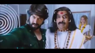 Dhruv South Indian hindi Dubbed Movie 2016