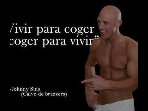Ya Regreseee ¡¡ Me Madree A Johnny Sins ( El Pelon De Brazzer) video