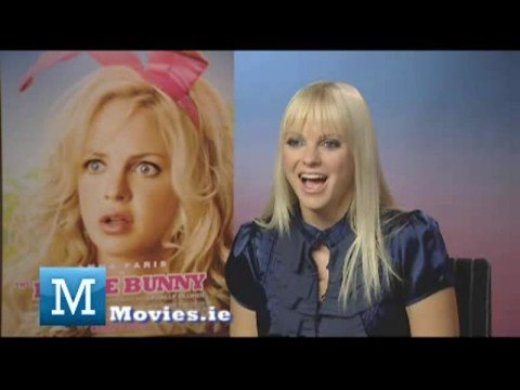 Anna Faris talks playboy, house bunnies, Hugh Hefner, Yogi Bear Video