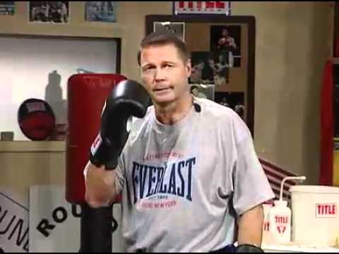 Left hook defense training for boxing Image 1