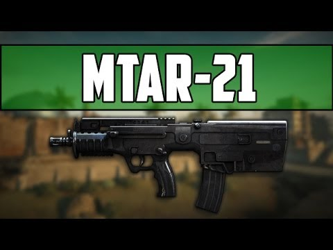 Battlefield Play4free MTAR-21 Review/Commentary