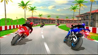 Moto Rider Top Bike Fast Racing 3D - Gameplay Android game - real bike game
