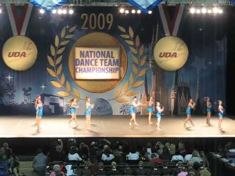 James Madison High School Dance National Jazz