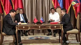 LIVE NOW: PRESIDENT DUTERTE AND CHINESE PREMIER LI KEQIANG WELCOME CEREMONY AT THE MALACANAN PALACE