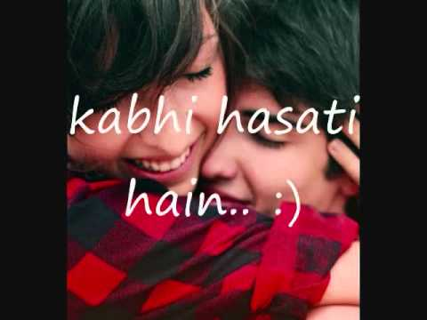 Tum Meri Ho-raeth With Lyrics video