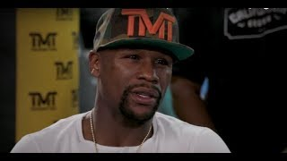 FLOYD MAYWEATHER REACTS TO GEORGE GROVES DEFEATING CHRIS EUBANK JR