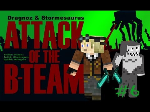 Attack of the B-Team episode 6: Attack of the honey team