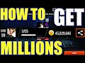 HOW TO GET *MILLIONS OF COINS* IN (SECONDS) | NBA LIVE MOBILE 18