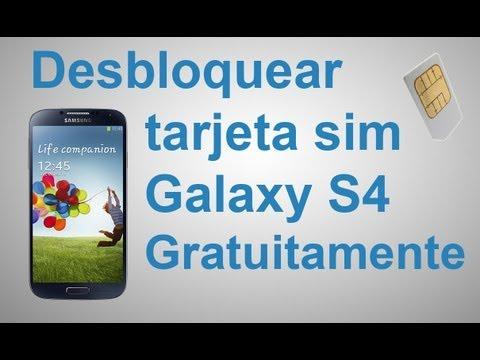 Como Liberar Samsung Galaxay S4 Gratis