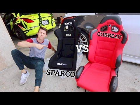 $400 vs $800 Racing Seats