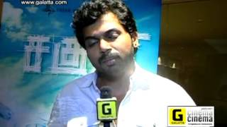Saguni - Karthi talks about Saguni
