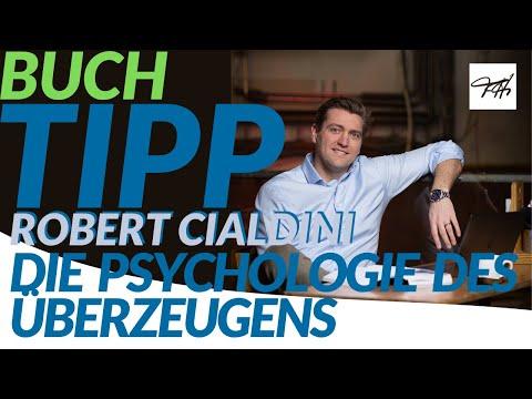 Buchtipp: Robert Cialdini - Die Psychologie des Überzeugens