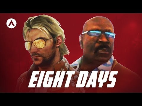 The Cancelled PlayStation Exclusive - Investigating Eight Days