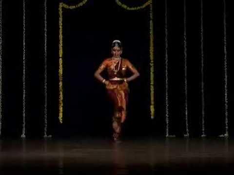 Bharathanatyam - Thillana by Monica Sridhar