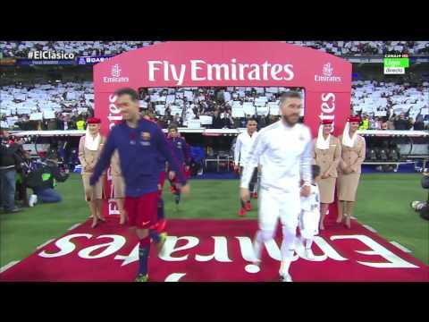 Real Madrid vs FC Barcelona 0 - 4 Partido Completo 1080p