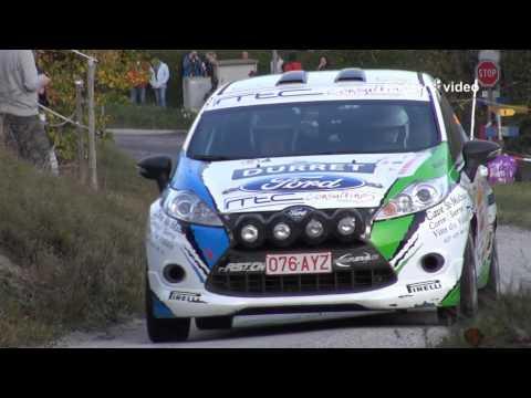 HAFNER / MOOSMANN Rallye du Valais 2012 Ford Fiesta R2