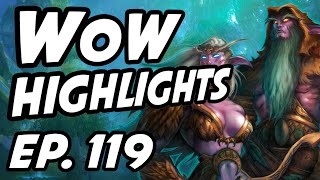 World of Warcraft Daily Highlights | Ep. 119 | VizoukGG, VidJJ, JoeFernandes123, Steversio