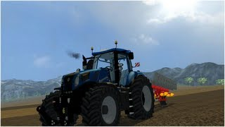 Farming Simulator 2013 New Holland T8390