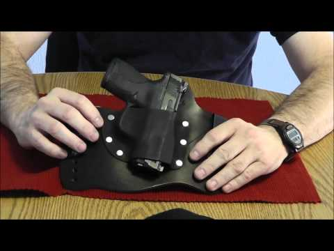 Foxx IWB Hybrid Holster:  Best Buy!