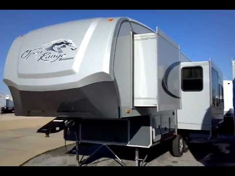 2012 Open Range Roamer 287RLS Fifth 5th Wheel presented by Terry Frazer's RV Centre