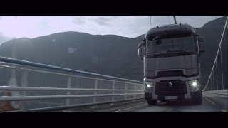 Renault Trucks T : International Truck Of The Year 2015