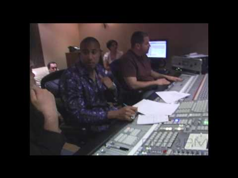 Bernie Williams - Moving Forward - Behind The Scenes