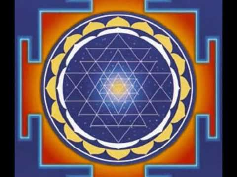 Sri Yantra ~ Wealth Meditation  *Bhajan Music*