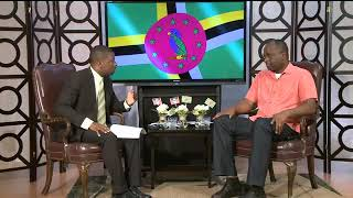 Interview with Hon. Roosevelt Skerrit; Prime Minister of the Commonwealth of Dominica