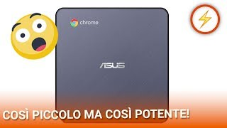 ⚡️NEWS - ASUS Chromebox 3: un 15x15 cm con Core i7 di ultima generazione!