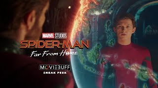 Spider-Man Far From Home - Moviebuff Tamil Sneak Peak   Tom Holland, Zendaya   Jon Watts