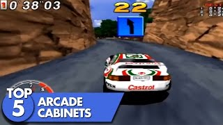 Top 5 Arcade Machine Racers