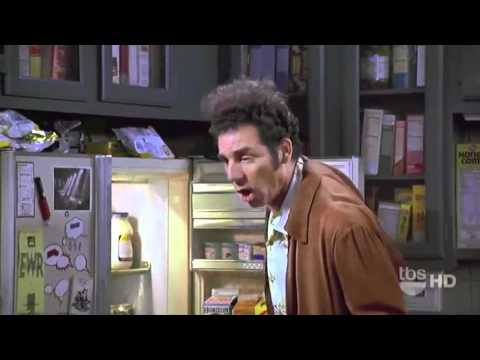 Seinfeld Clip - Kramer And Mickey's Double Date