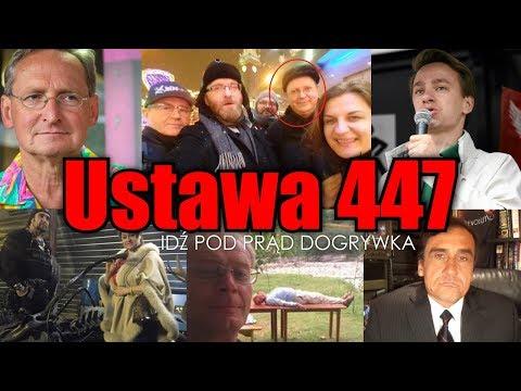 Ustawa 447. SERWIS INFORMACYJNY 2019.05.13