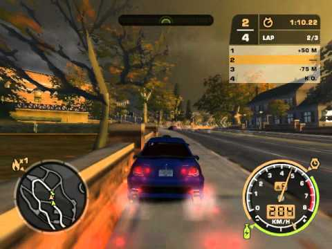 TPG: Need for Speed- Most Wanted ep4- Prost inceput