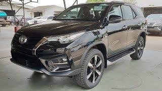 2018 New Toyota Fortuner 2.8 TRD Sportivo ราคา 1,652,000 บาท