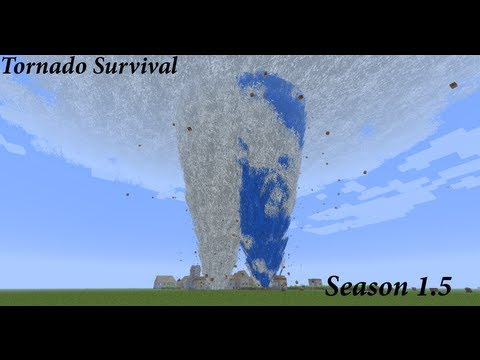 Minecraft Tornado Survival Season 1.5 Episode 3