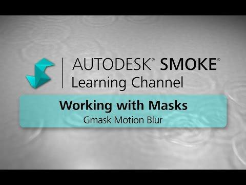 Gmask Motion Blur