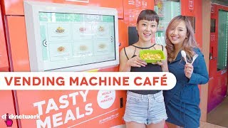 Vending Machine Café - Hype Hunt: EP27